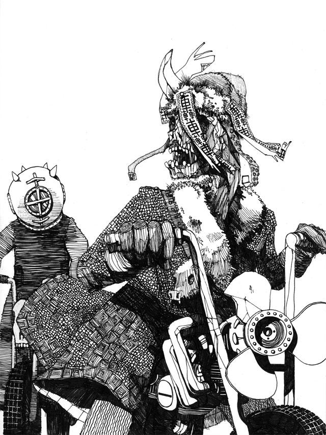 Necrotic Riders - Part 2